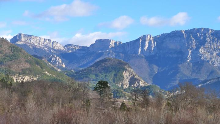 Location Maison Vacances SAINT AGNAN EN VERCORS (12)