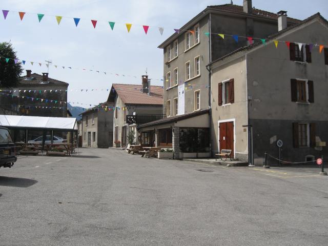 Location Maison Vacances SAINT AGNAN EN VERCORS (9)
