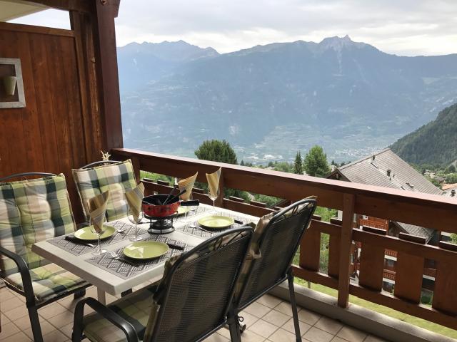 Location Appartement Vacances OVRONNAZ (4)