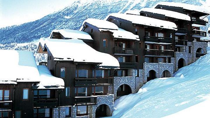 Location Appartement Vacances VALMOREL (1)