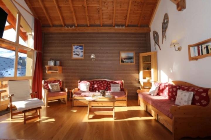 Location vacances VALLOIRE appartement 9 personnes