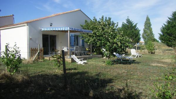 Location vacances TALMONT SAINT HILAIRE maison 6 personnes