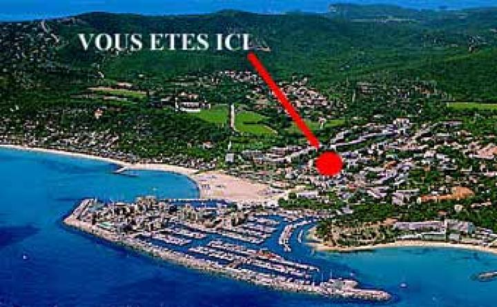 Location Appartement Vacances BORMES LES MIMOSAS (8)