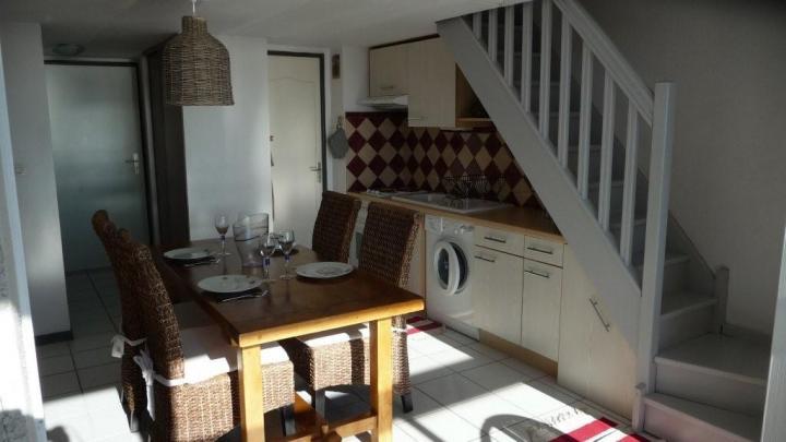 Location Appartement Vacances SAINT PIERRE LA MER (11)