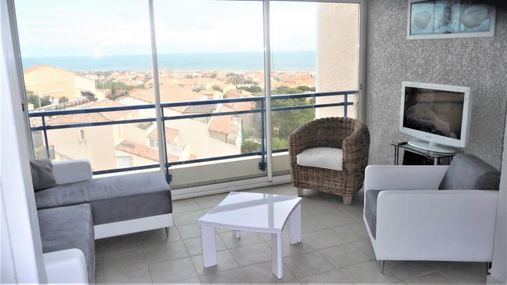 Location Appartement Vacances SAINT PIERRE LA MER (2)