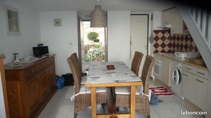 Location Appartement Vacances SAINT PIERRE LA MER (5)
