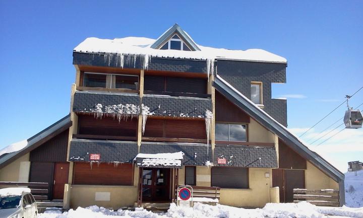Location Appartement Vacances SAINT LARY SOULAN (1)