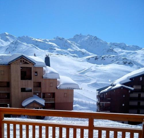 Location Appartement Vacances VAL THORENS (1)