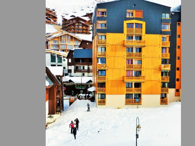 Location Appartement Vacances VAL THORENS (7)
