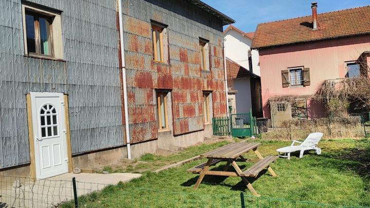 Location Maison Vacances CORNIMONT (1)