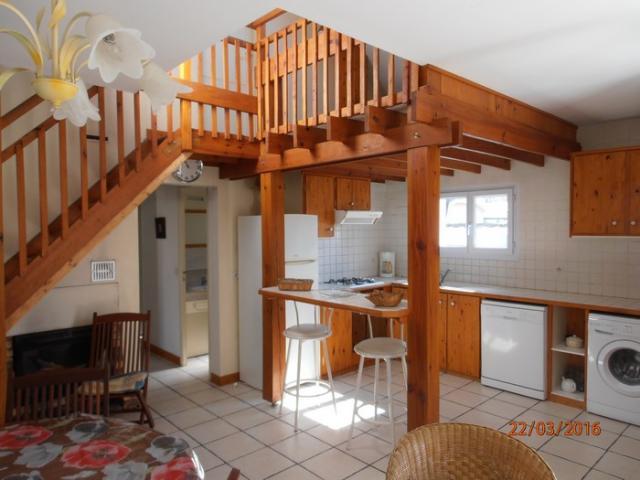 Maison 4 pièces 6 personnes LANTON