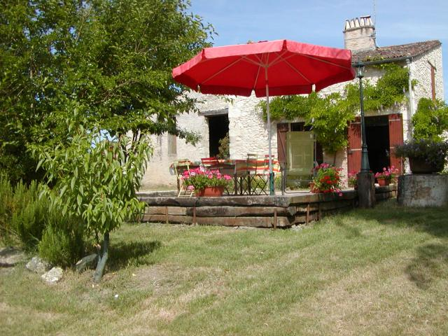 Location vacances LA SAUVETAT DU DROPT maison 8 personnes