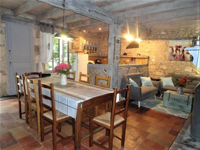 Location Maison Vacances LA SAUVETAT DU DROPT (4)