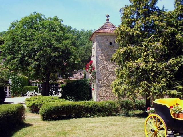 Location Villa Vacances GAVAUDUN (2)