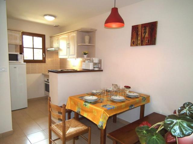 Villa 3 pièces 6 personnes GAVAUDUN