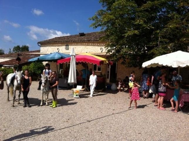 Location Maison Vacances PAILLOLES (12)