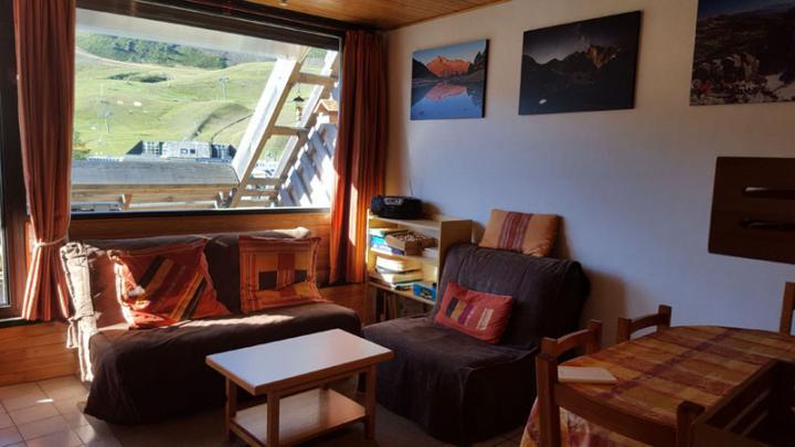 Location vacances ARAGNOUET appartement 7 personnes