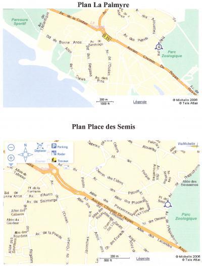Location Maison Vacances LA PALMYRE (10)