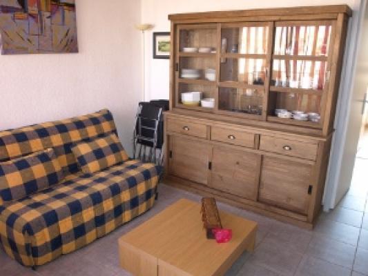 Appartement 4 pièces 6 personnes LE CAP D'AGDE