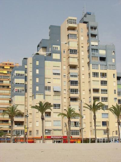 Appartement 3 pièces 4 personnes ALICANTE