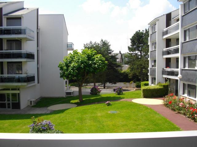 Location vacances BAGNOLES DE L'ORNE appartement 3 personnes