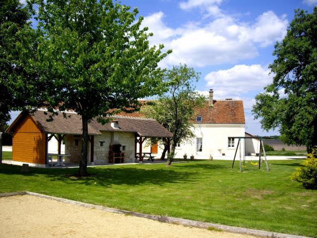 Location Gîte Vacances VICQ SUR NAHON (1)