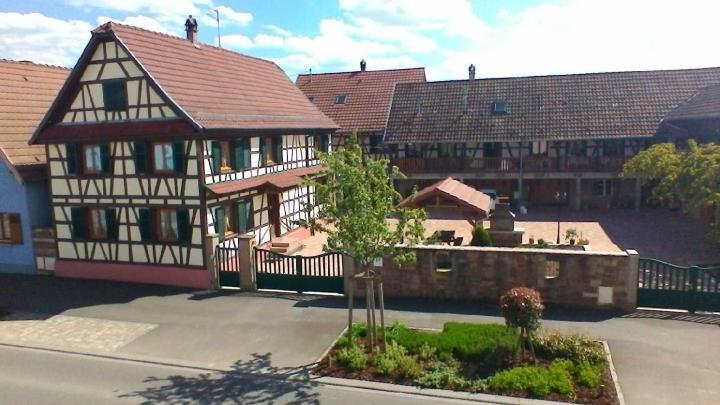 Location Gîte Vacances MEISTRATZHEIM (1)