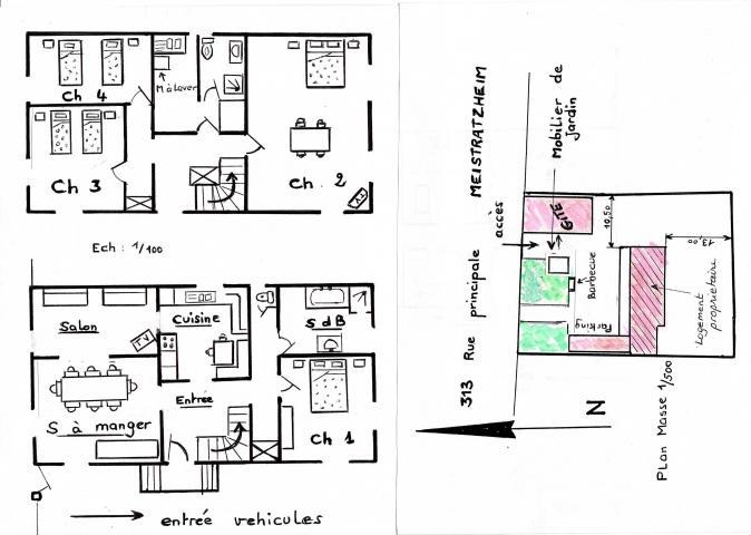 Location Gîte Vacances MEISTRATZHEIM (7)