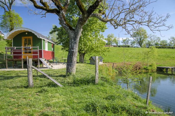 Location Mobil-home Vacances TAURIAC DE NAUCELLE (1)