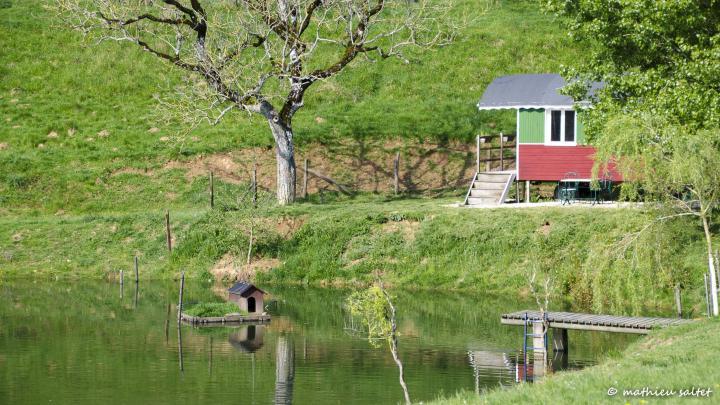 Location Mobil-home Vacances TAURIAC DE NAUCELLE (3)