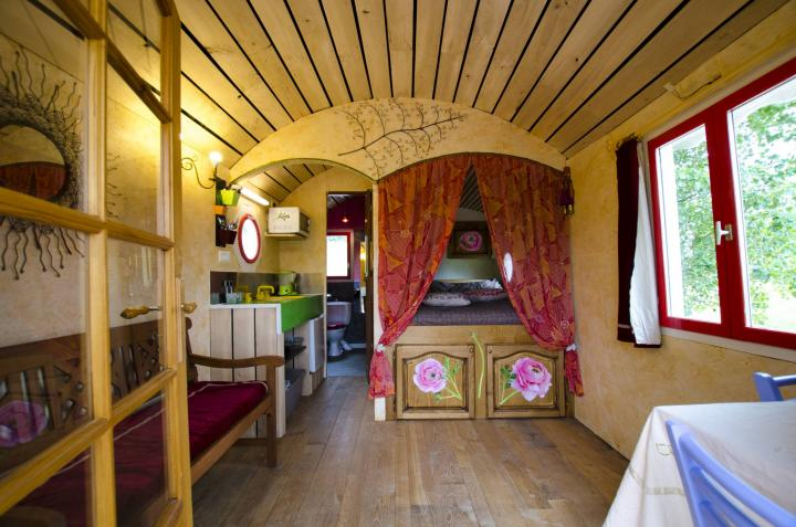 Location Mobil-home Vacances TAURIAC DE NAUCELLE (4)
