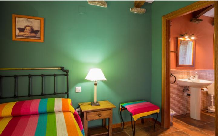 Location Gîte Vacances CASAS DEL MONTE (10)