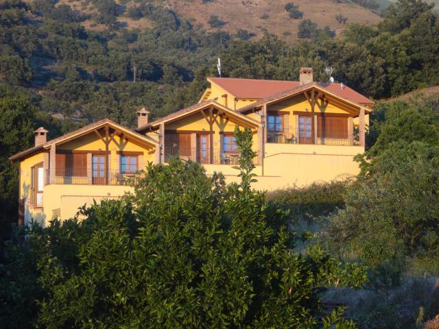 Location Gîte Vacances CASAS DEL MONTE (8)