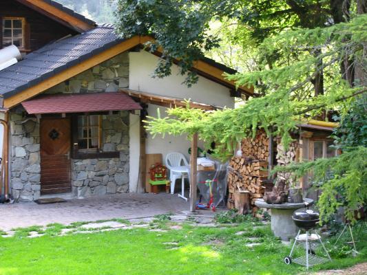 Location vacances EVOLÈNE maison 5 personnes