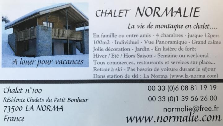 Location Chalet Vacances LA NORMA (11)