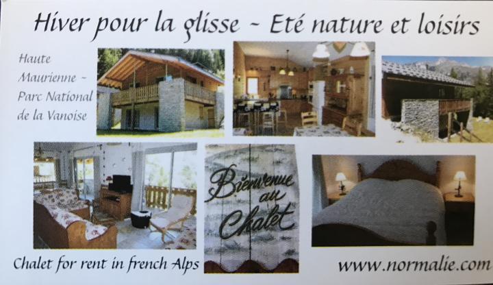 Location Chalet Vacances LA NORMA (12)