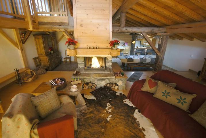 Location Chalet Vacances LA ROSIÈRE (1)