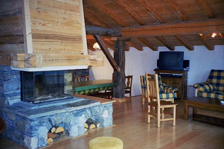 Location Chalet Vacances LA ROSIÈRE (11)