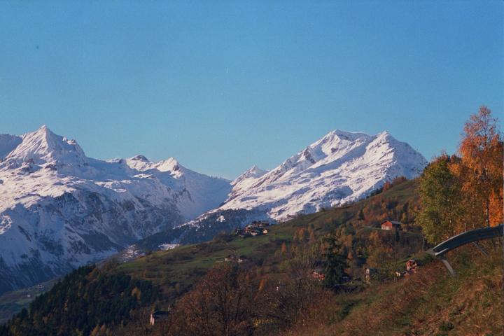 Location Chalet Vacances LA ROSIÈRE (2)