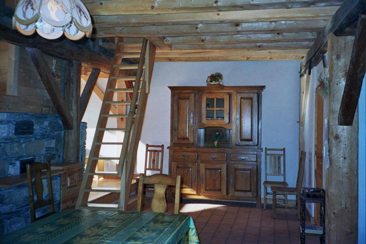 Location Chalet Vacances LA ROSIÈRE (4)