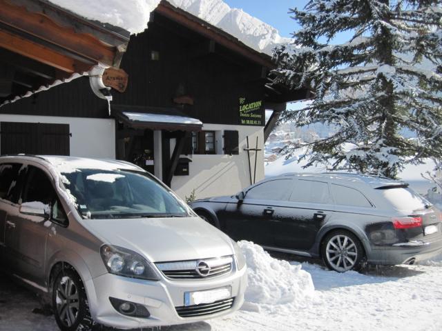 Location Appartement Vacances LA CLUSAZ (4)