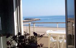 Location Appartement Vacances VALRAS PLAGE (1)