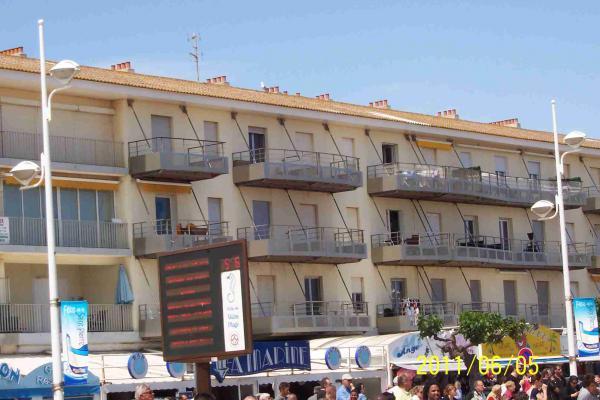 Location Appartement Vacances VALRAS PLAGE (2)