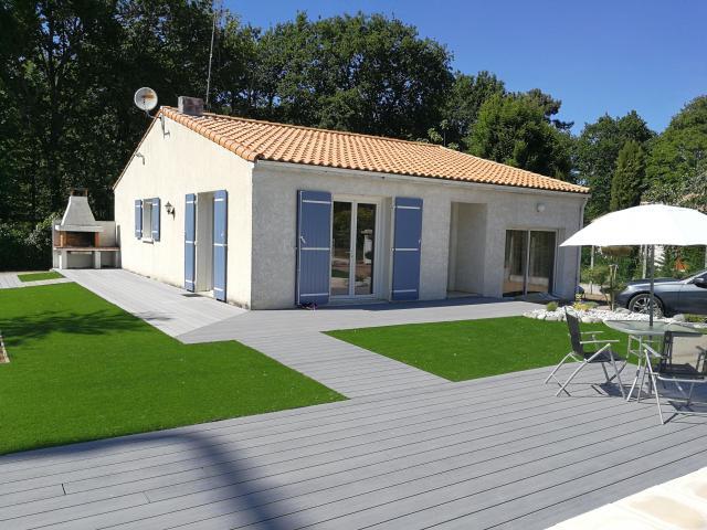 Location vacances LA TREMBLADE villa 6 personnes