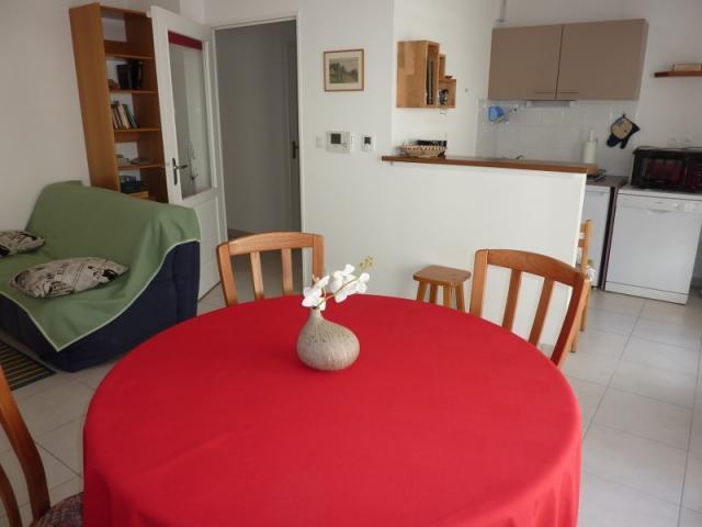 Location vacances SAINT MALO appartement 5 personnes