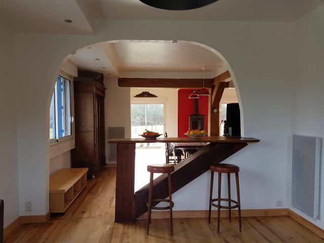 Location Maison Vacances SAINT LUNAIRE (5)