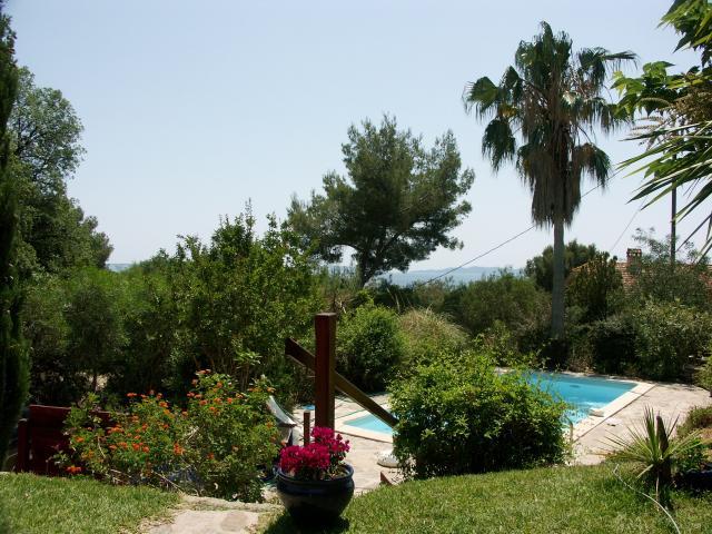 Location vacances LE LAVANDOU villa 8 personnes