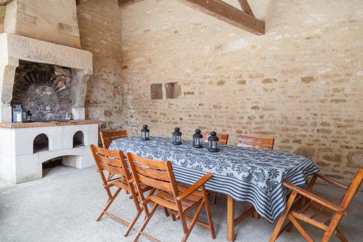 Location Gîte Vacances SAINT MICHEL LE CLOUCQ (10)