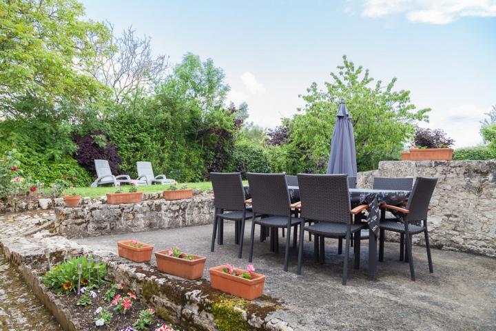 Location Gîte Vacances SAINT MICHEL LE CLOUCQ (11)