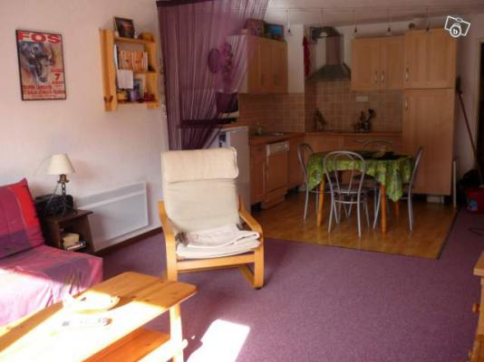 Location Appartement Vacances PEYRAGUDES (7)